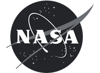 NASA logo redirects to official project page